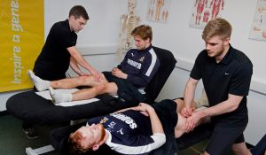Cambridge United and Fit Again Sports Therapy