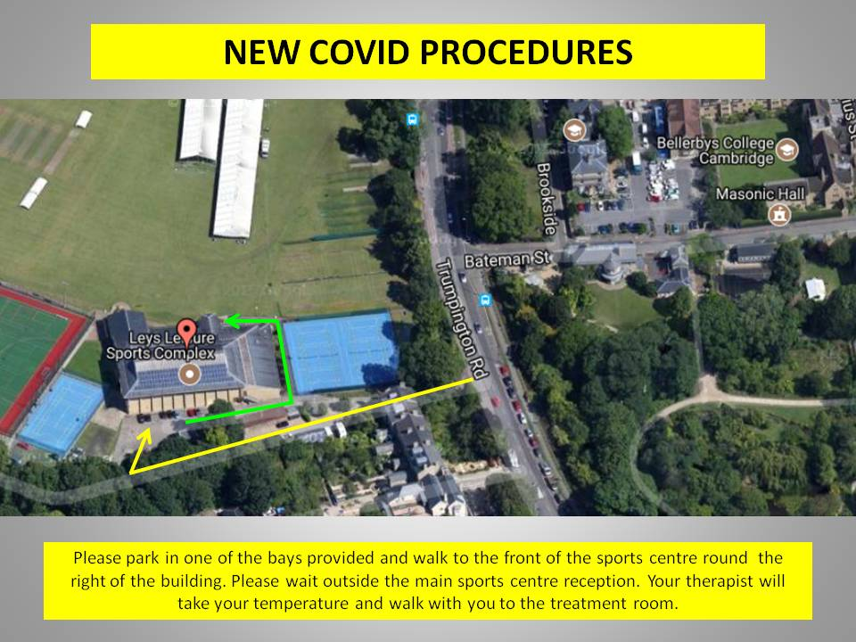 The Leys Sports Complex COVID